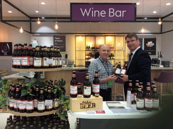 The Friday Beer Company at FinditinWorcestershire event